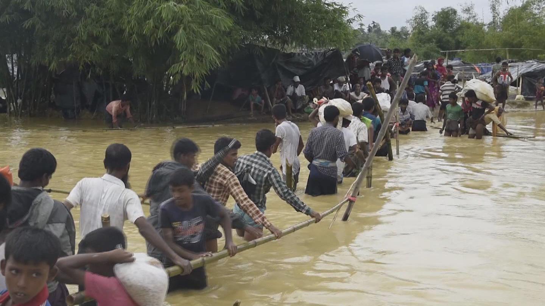 BANGLADESH / ROHINGYA REFUGEES