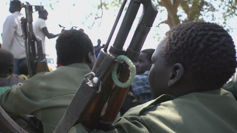 UN  CHILDREN ARMED CONFLICT