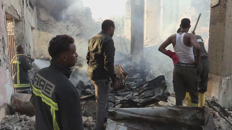 SOMALIA  TERRORIST ATTACKS