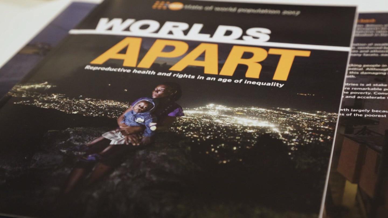 UNFPA  WORLD POPULATION REPORT