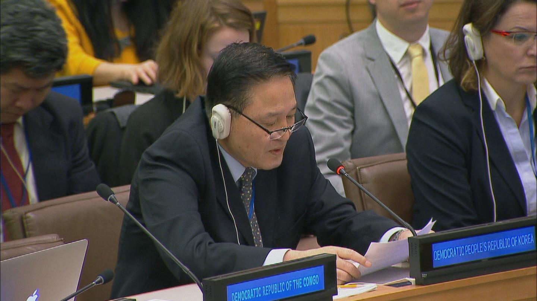 UN / DPRK HUMAN RIGHTS
