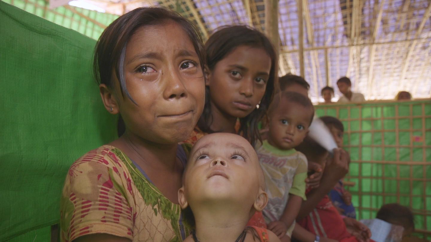 BANGLADESH / ROHINGYA CHILDREN