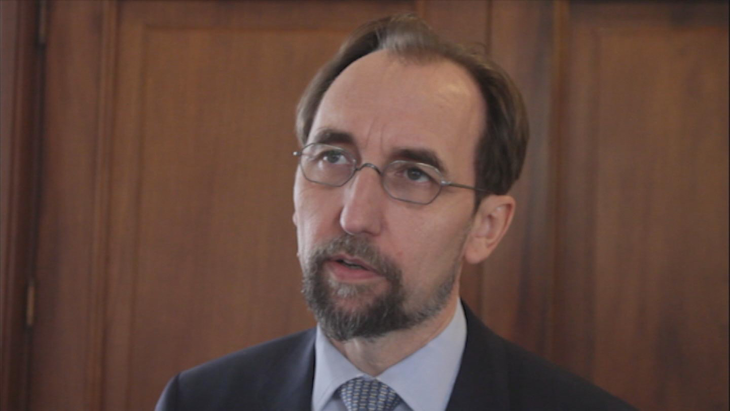 EL SALVADOR / ZEID HUMAN RIGHTS