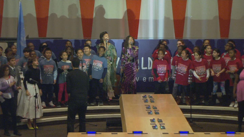 UN / WORLD CHILDREN'S DAY