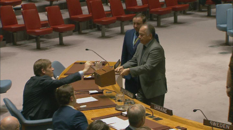 UN / ICJ JUDGES ELECTION