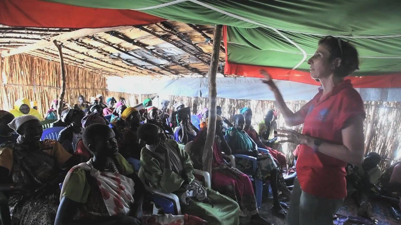 SOUTH SUDAN / GENDER BASED VIOLENCE