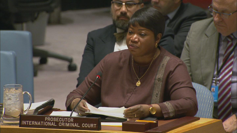 UN  ICC SUDAN BASHIR