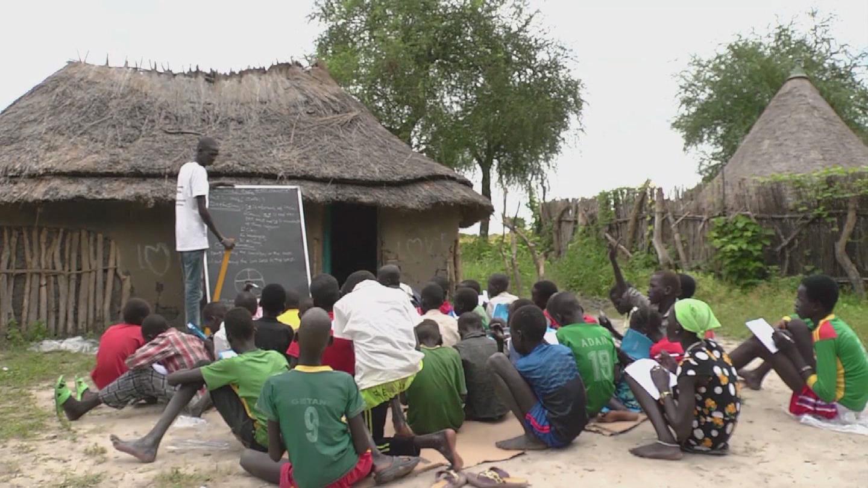 SOUTH SUDAN / CHILDREN