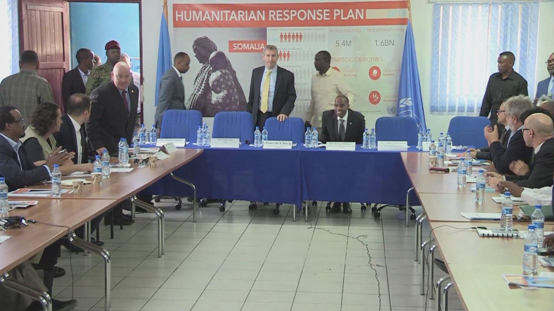 SOMALIA / DROUGHT APPEAL