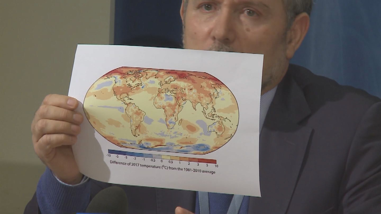 GENEVA / WMO GLOBAL WARMING