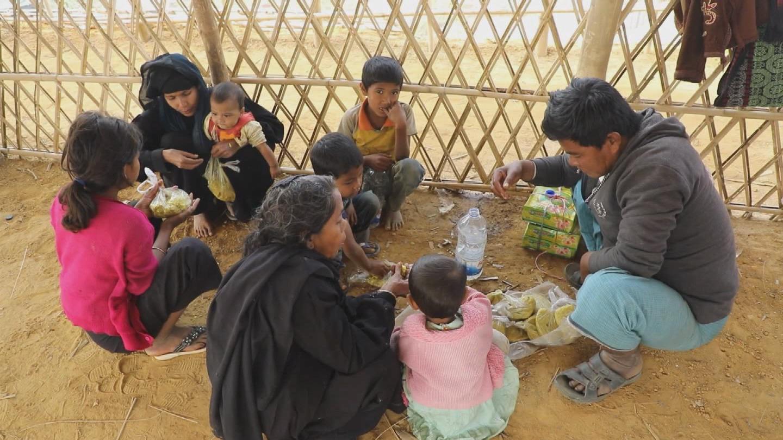 WFP / ROHINGYA RELOCATION