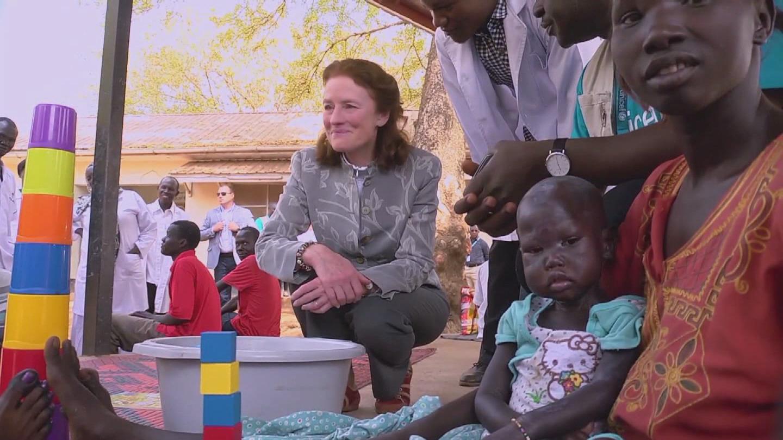 SOUTH SUDAN / FORE VISIT