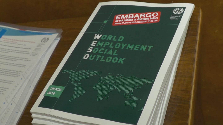 ILO  EMPLOYMENT REPORT