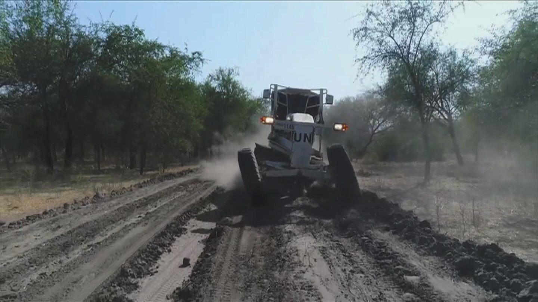 SOUTH SUDAN / PIBOR ROAD REOPENING