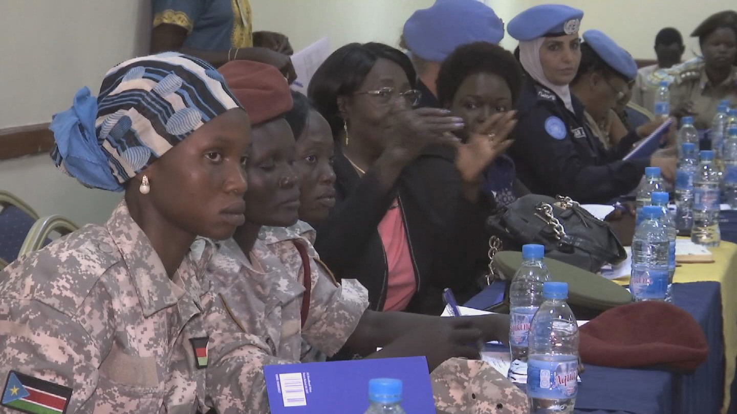 SOUTH SUDAN  WOMEN PEACE AND SECURITY