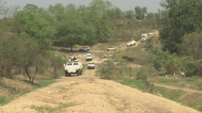 SOUTH SUDAN / KAJO KEJI PATROL