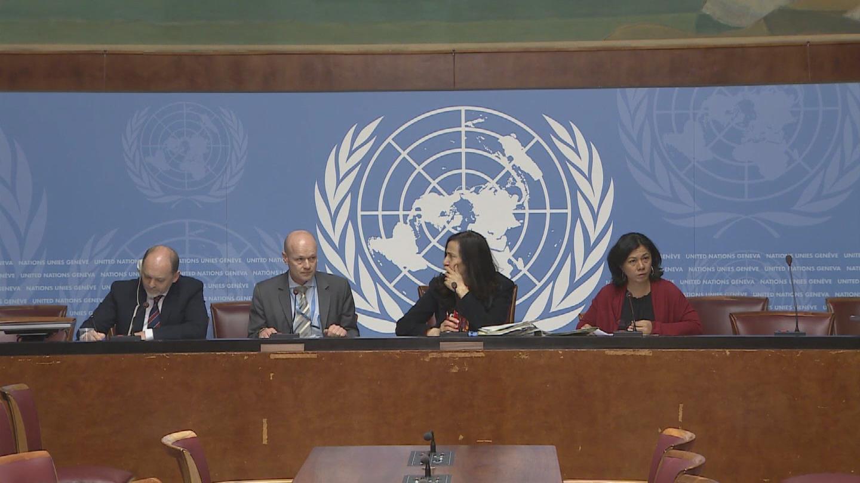GENEVA / SYRIA UPDATE