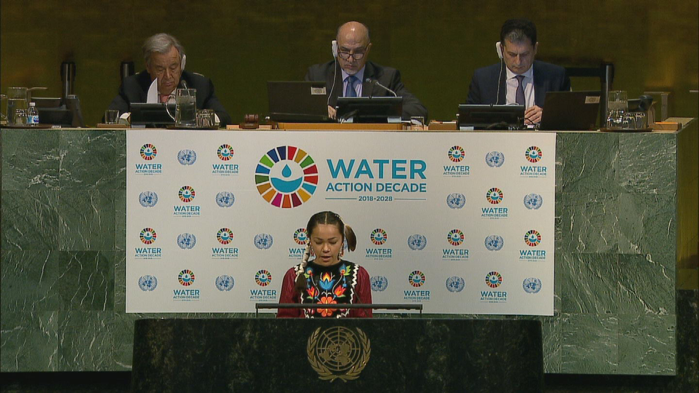 UN  WATER ACTION DECADE WRAP
