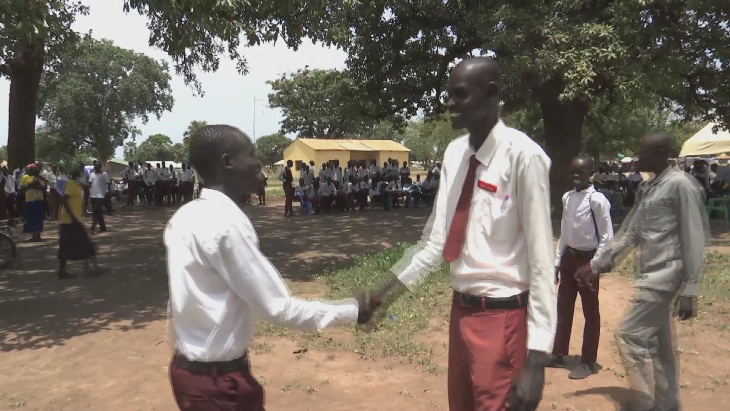 SOUTH SUDAN / STUDENTS HUMAN RIGHTS CLUBS