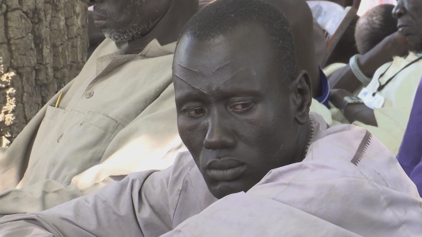 SOUTH SUDAN / RUMBEK TRIBAL WARS