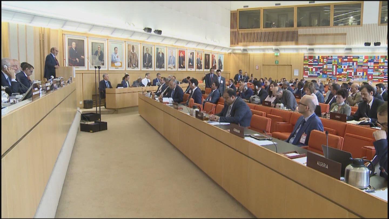 FAO  REGIONAL CONFERENCE NEAR EAST