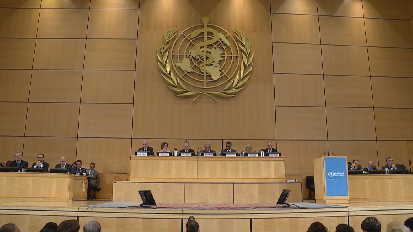 WHO / WORLD HEALTH ASSEMBLY