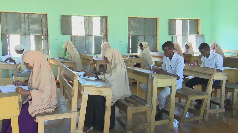 SOMALIA / STUDENTS EXAMS