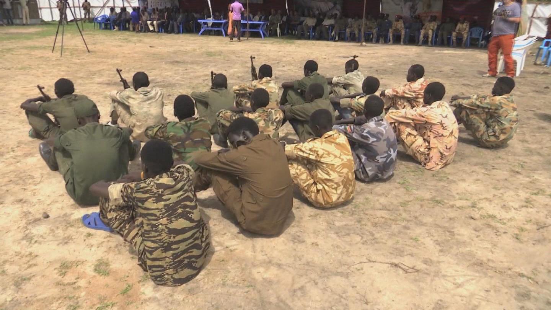 UN  CHILD SOLDIERS