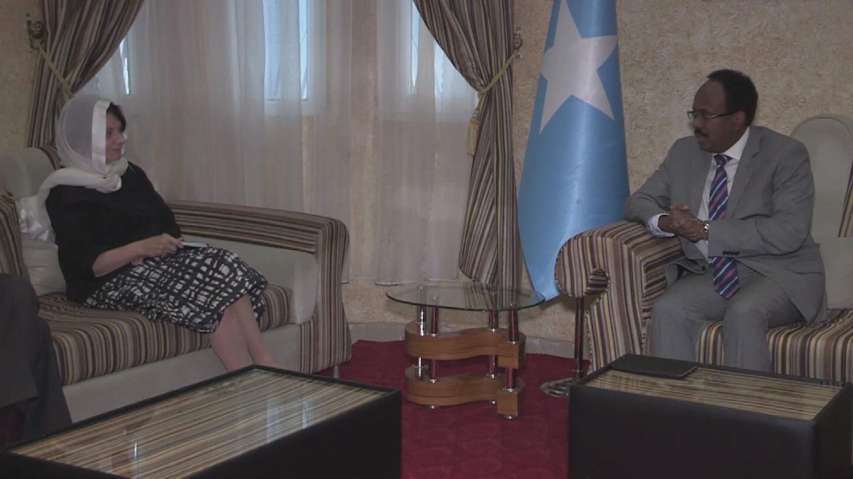 SOMALIA  ROSEMARY DICARLO