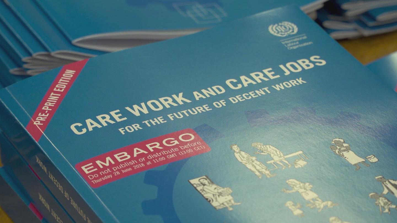 ILO  CARE ECONOMY REPORT