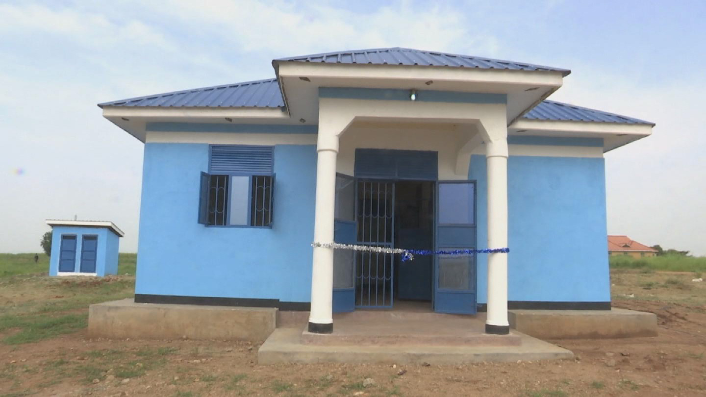 SOUTH SUDAN / NEW POLICE STATION