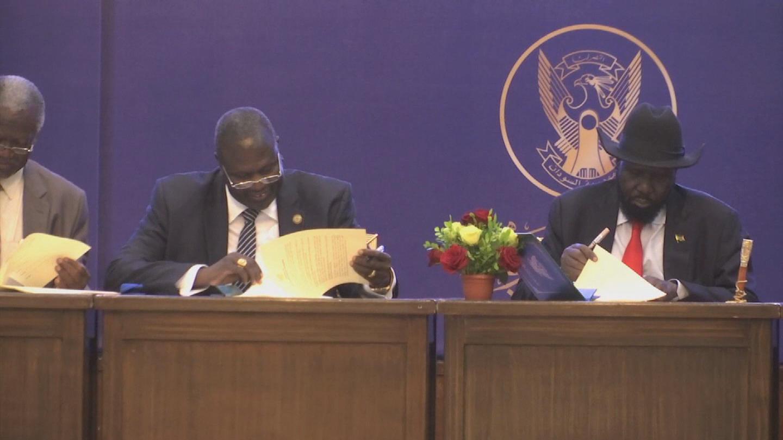 SOUTH SUDAN  GOVERNANCE AGREEMENT