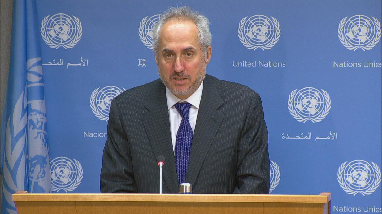 UN  SYRIA DEMILITARIZED ZONE REAX