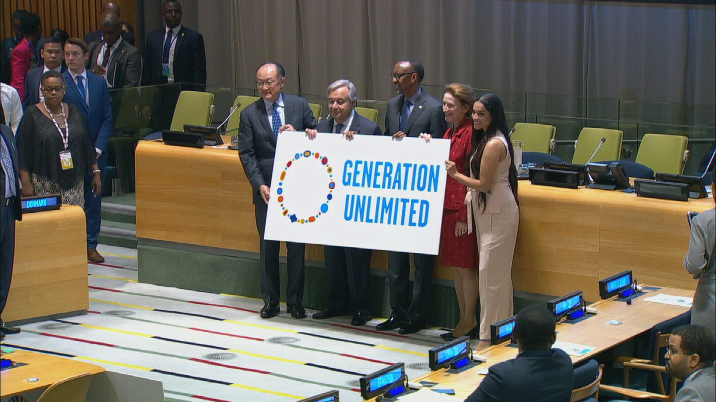 UN  YOUTH STRATEGY