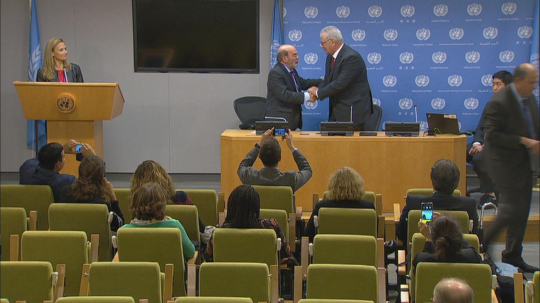 UN / FAO EU PRESSER