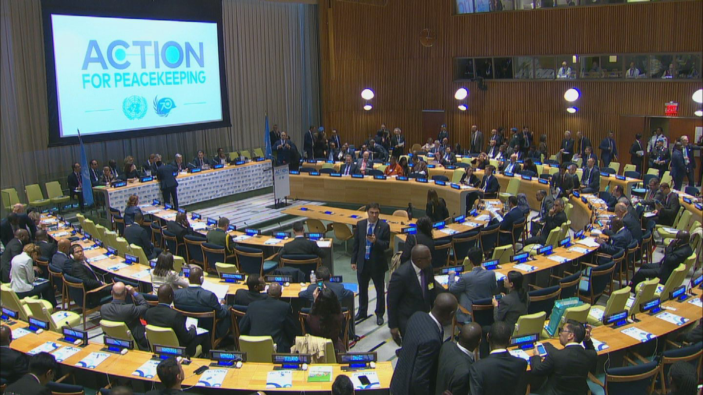 UN / ACTION FOR PEACEKEEPING (A4P)