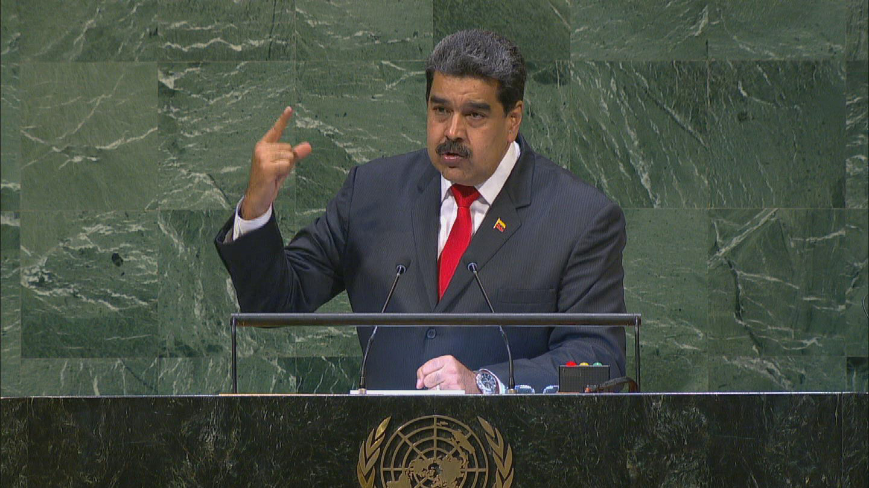 GA  VENEZUELA MADURO