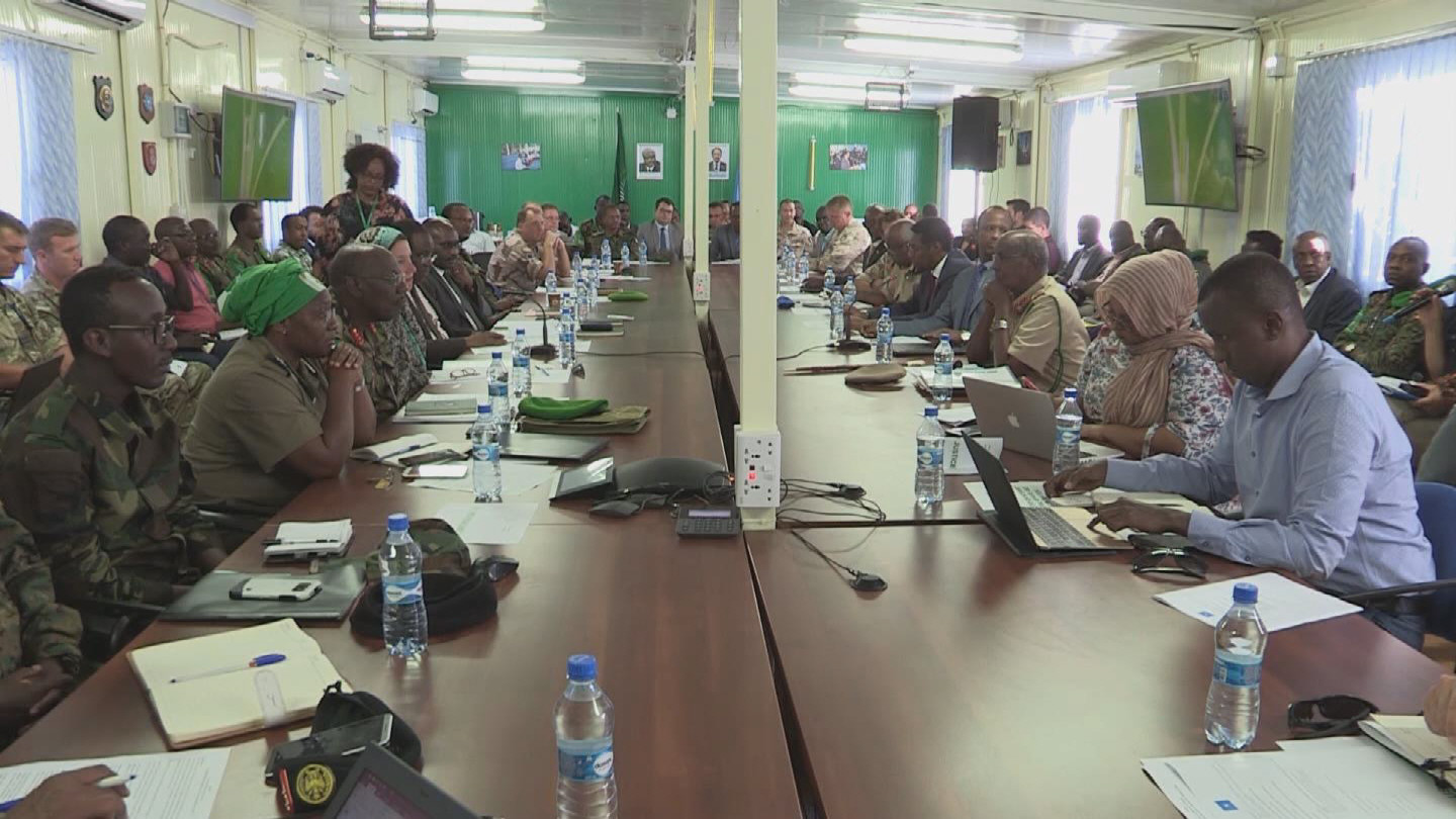 SOMALIA  SECURITY SECTOR PROGRESS REVIEW