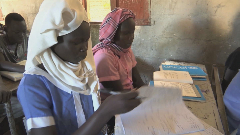 SOUTH SUDAN  GIRLS EDUCATION