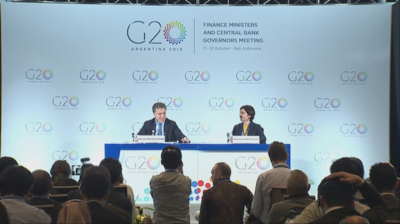 IMF / G20 PRESIDENT