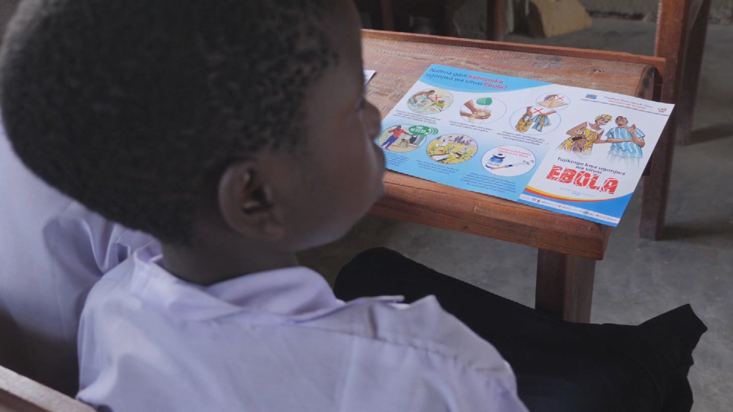 UNICEF  EBOLA EDUCATION
