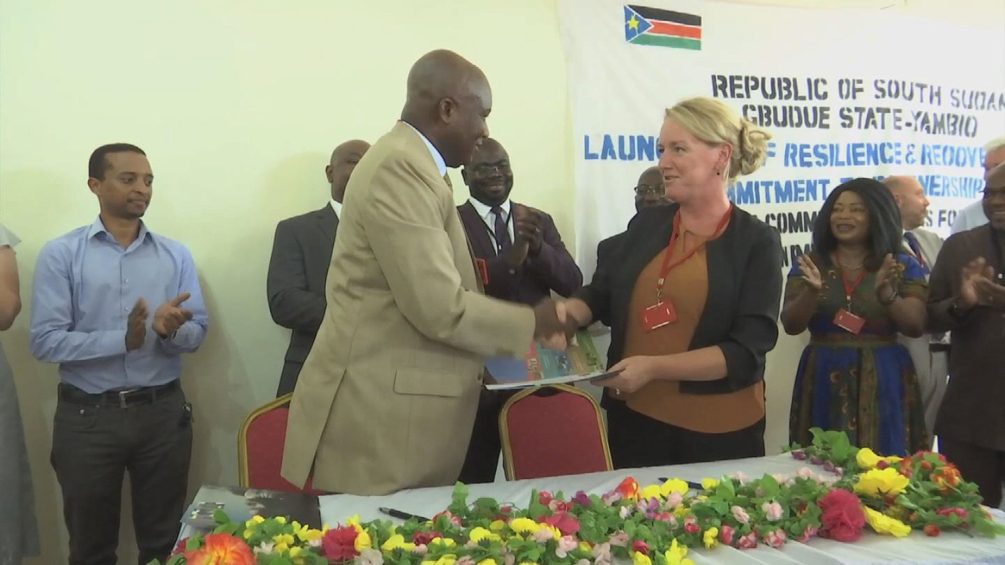 SOUTH SUDAN / RECOVERY AND RESILIENCE