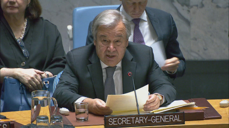 UN / CONFLICT NATURAL RESOURCES