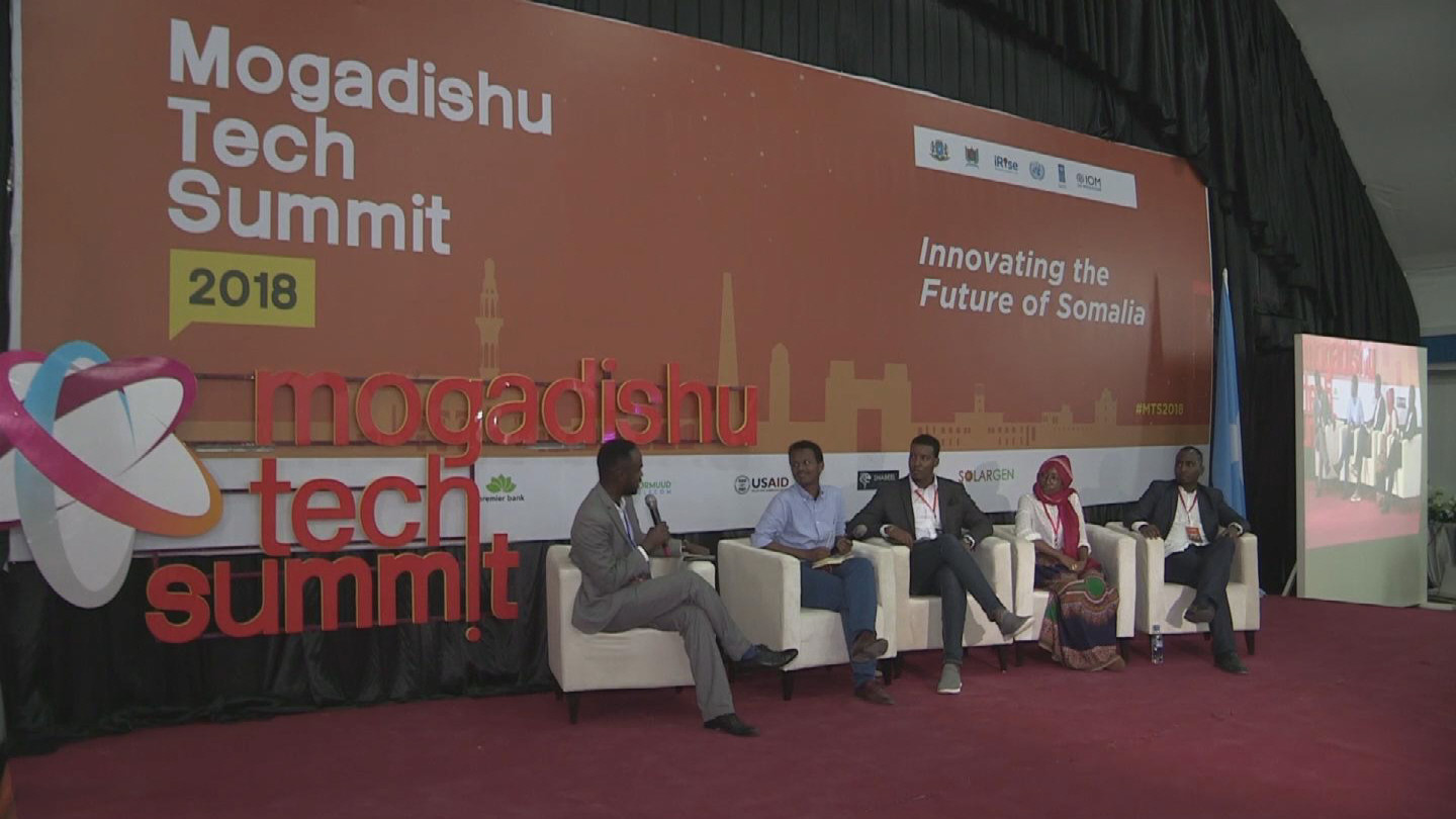 SOMALIA  TECHNOLOGY SUMMIT
