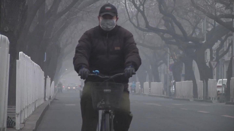 OMS  POLLUTION ATMOSPHERIQUE ENFANTS