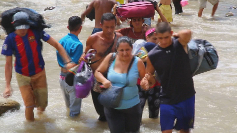 UN  VENEZUELAN REFUGEES UPDATE