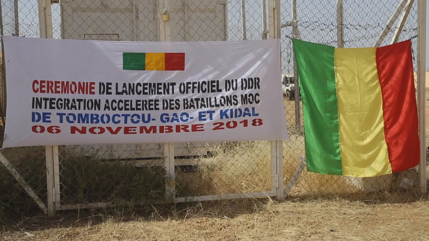MALI  ACCELERATED DDR LAUNCH