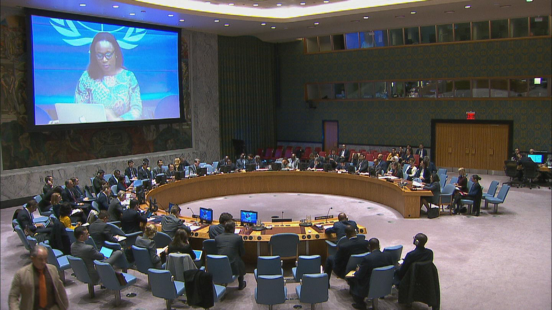 UN  DRC