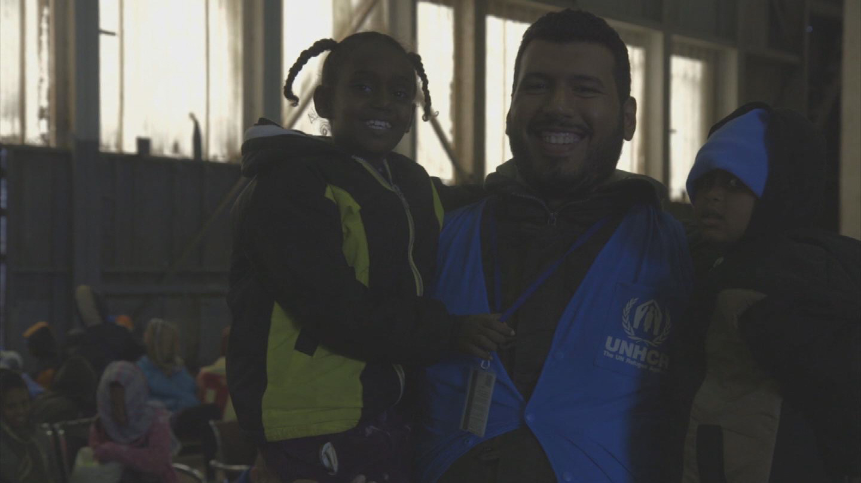 LIBYA  REFUGEES EVACUATION