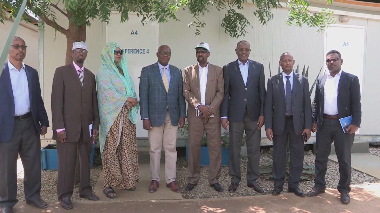 SOMALIA  PRE-PRESIDENTIAL ELECTION